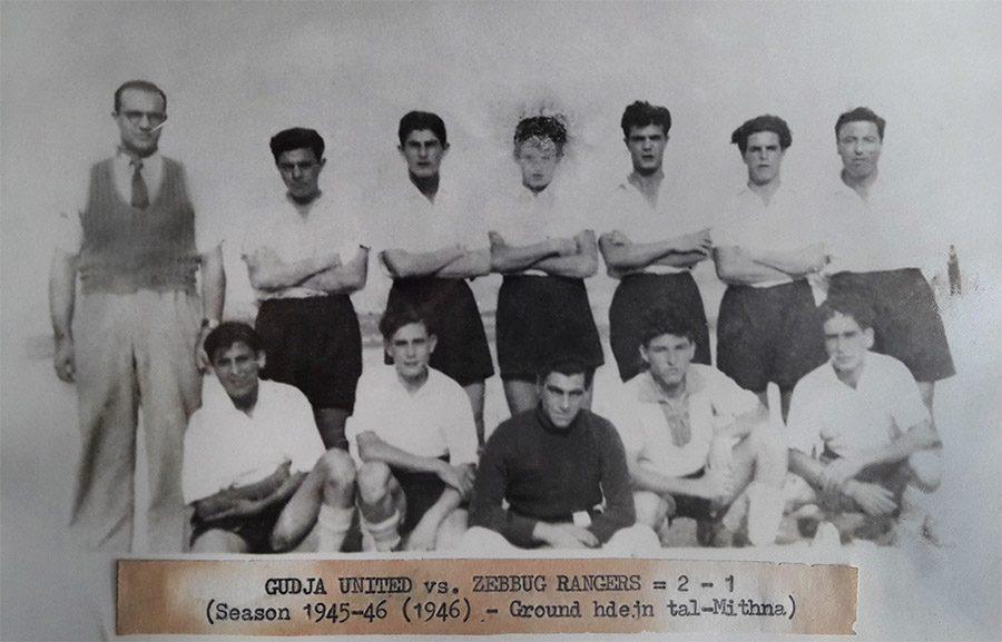 1945-1946 Squad