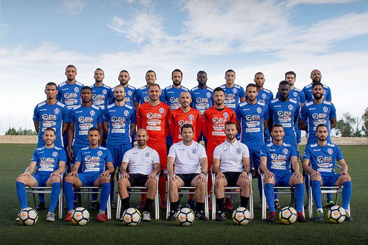 Season 2019-2020 Squad