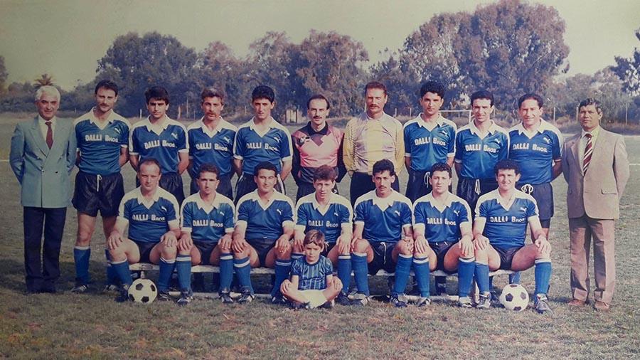 1991-1992 Squad