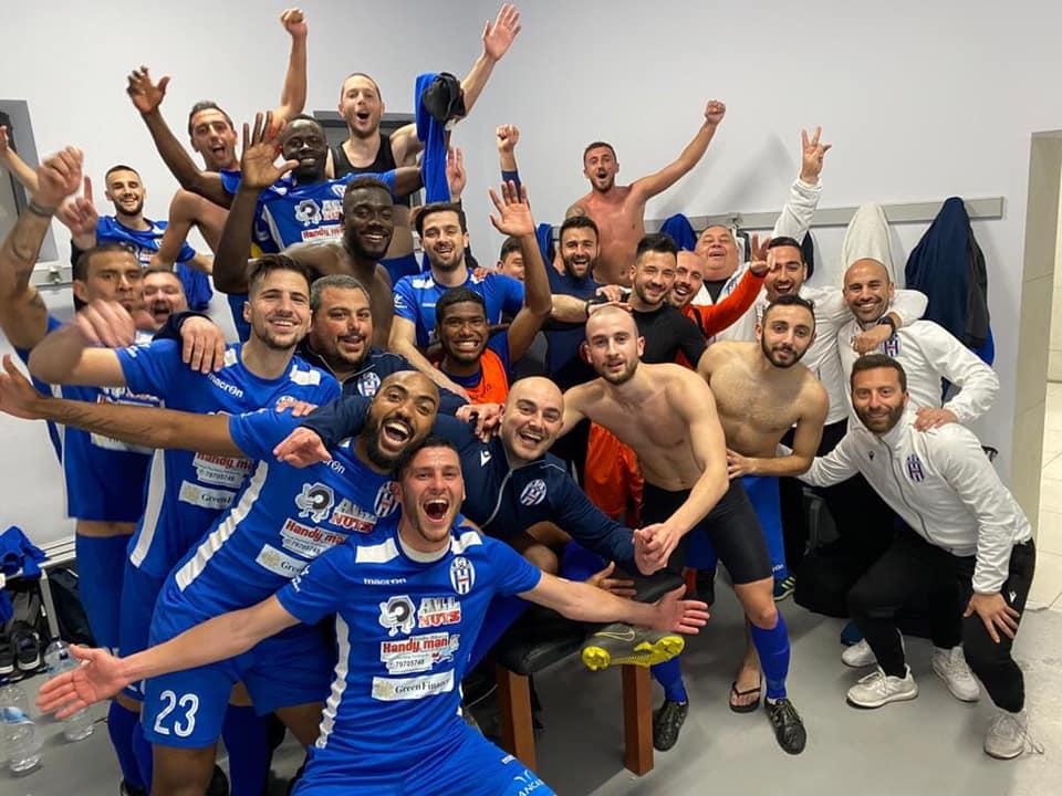 Gudja 2-1 Floriana - Season 19-20