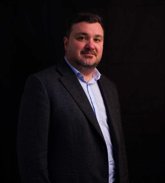 Dr. Duncan Borg Myatt