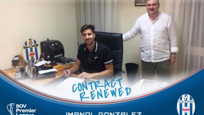 IMANOL GONZALEZ