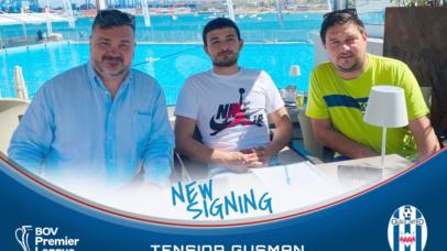 TENSIOR GUSMAN