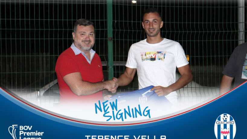 TERENCE VELLA